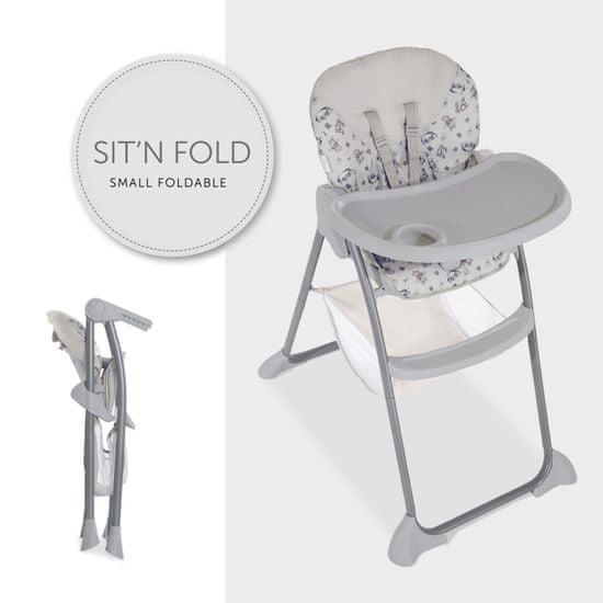 Hauck Sit N Fold Exploring in Classic otroški jedilni stolček