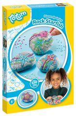Totum Rock Starfish zdobení kamenů