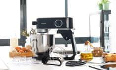 Cecotec Twist&Fusion 4000 Luxury kuhinjski robot, črn