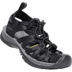 KEEN Ženske sandale WHISPER 1018227 črna / magnet (Velikost 37)