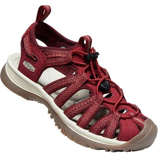 KEEN Dámské sandály WHISPER 1025041 red dahlia