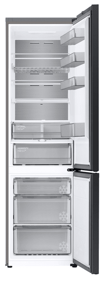 Samsung chladnička Bespoke RB38A7B6D22/EF + 10 let záruka na kompresor