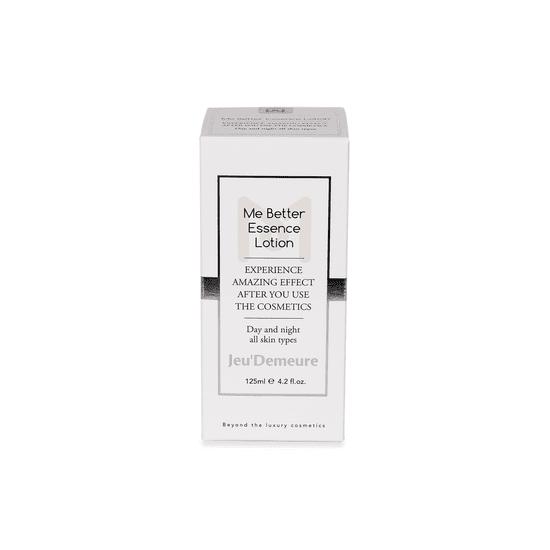 Jeu´Demeure ME BETTER Essence Lotion pleťové mléko 125 ml