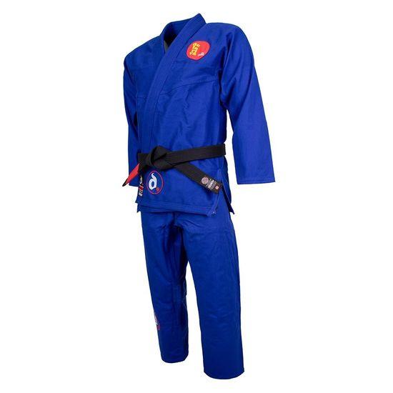 Tatami Fightwear Tatami Pánské Kimono x Delariva Premium Gi - blue