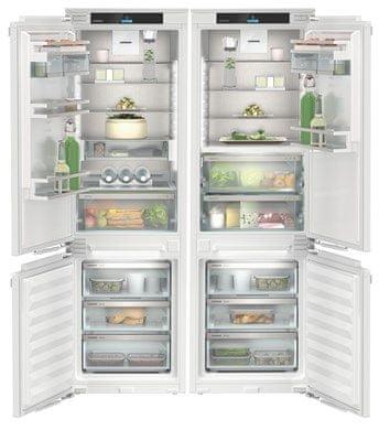 Liebherr IXCC 5155 vgradni ameriški hladilnik