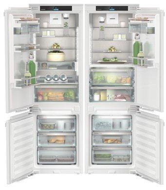 Liebherr IXCC 5165 vgradni ameriški hladilnik