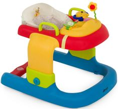 Hauck WALKER 2w1 Pooh ready to play Multicolor