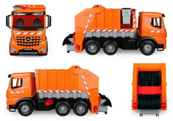LENA Mercedes Arocs smetarski tovornjak