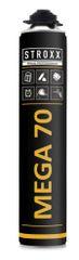STROXX Montážna PUR pena Mega 70, 870 ml