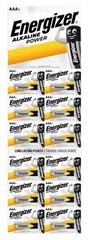 "Energizer Baterie ""Alkaline Power Kartella"", AAA, 12 ks"
