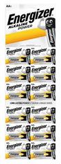 "Energizer Baterie ""Alkaline Power Kartella"", AA, 12 ks"