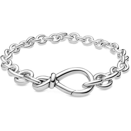 Pandora Krzepkibransoletka Węzeł Infinity 598911C00