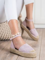Női félcipő 71203, lila árnyalat, 39