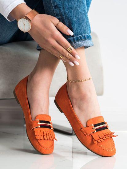Női mokaszin 71216 + Nőin zokni Gatta Calzino Strech