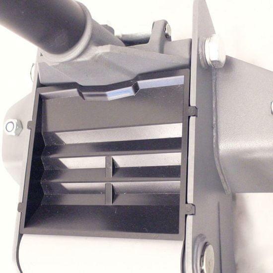 SNIT Hydraulický nízkoprofilový zdvihák posuvný s dvojitou pumpou 3t (95-500mm)