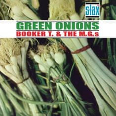 Booker T. & The M.G.s: Green Onions - LP