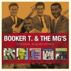 Booker T. & The M.G.s: Original Album Series (5x CD) - CD