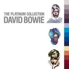 Bowie David: Platinum Collection (3x CD) - CD