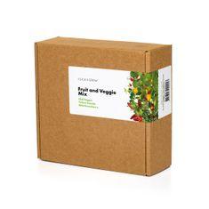 Click and Grow Mix ovoce a zeleniny, kapsle se semínky a substrátem 9 ks
