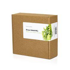 Click and Grow Mix šalátov, kapsule so semienkami a substrátom 9 ks