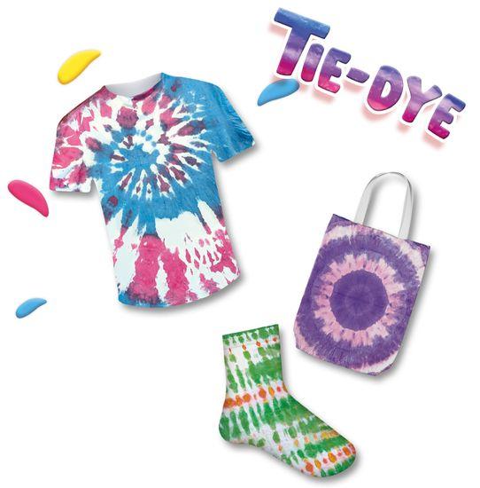SES barve za tekstil – batik, 6 barv
