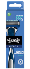 Wilkinson Hydro 5 Skin Protection holící strojek + 1 náhradní hlavice