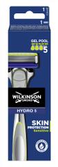 Wilkinson maszynka do golenia Hydro 5 Skin Protection Sensitive + 1 wymienna głowica