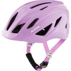 Alpina Sports Pico otroška kolesarska čelada, roza, 50 - 55