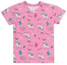 Garnamama majica za djevojčice md116093_fm1, 98 - 104, roza