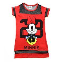 "Eplusm Otroška obleka ""Minnie Mouse"" - Rdeča - 98 / 2–3 leta"