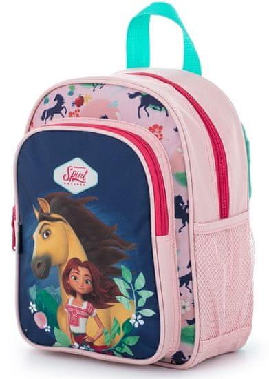 Karton P+P dječji predškolski ruksak Spirit Riding Free