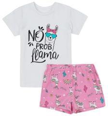 Garnamama dievčenský set trička a kraťasov md116099_fm1 92 biela