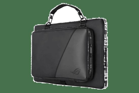 Asus ROG Flow Sleeve 2v1 ovitek in torbica za prenosnik, 34,04 cm (BS4300)