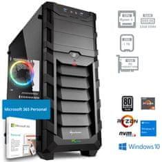 PCplus Dream Machine gaming namizni računalnik (141904)