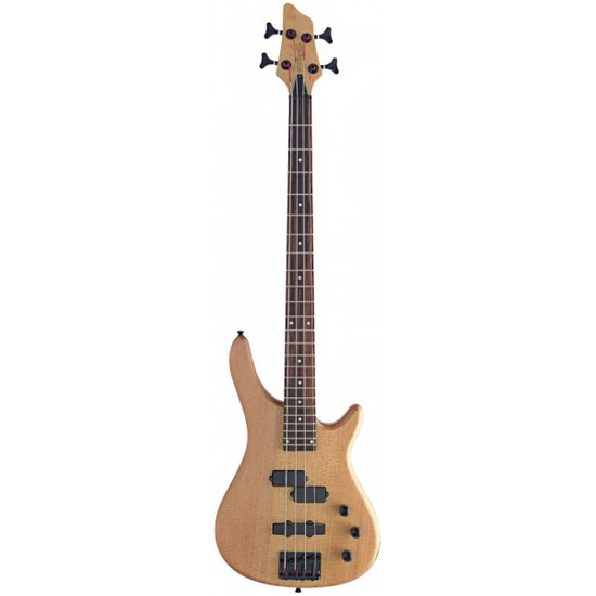 Stagg BC300-NS, elektrická basgitara, prírodná