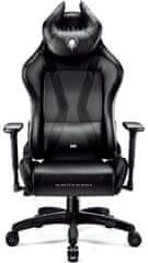 Diablo Chairs X-Horn 2.0, XL, černá (5902560336962)