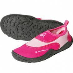 Aqua Sphere BEACHWALKER KIDS cipő rózsaszín-fekete 34-35