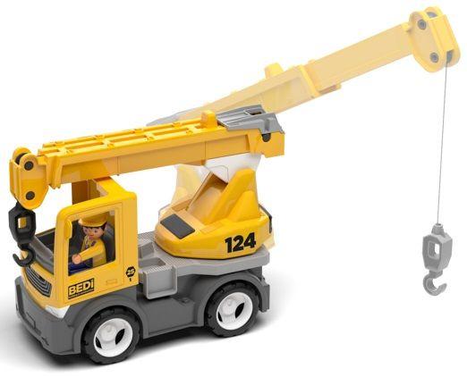 Multigo BUILD Żuraw z kierowcą