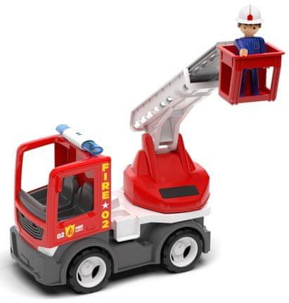 Multigo FIRE Wóz strażacki z kierowcą