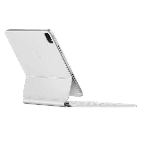 Apple Magic Keyboard tipkovnica za iPod Pro 11 (3. gen.) in iPad Air (4. gen.), US English, bela