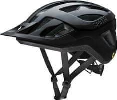 Smith Convoy kolesarska čelada, črna, 59 - 62