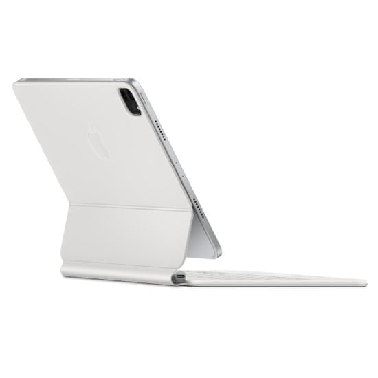 Apple Magic Keyboard tipkovnica za iPod Pro 11 (3. gen.) in iPad Air (4. gen.), British English, bela