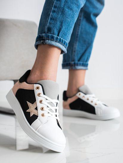 Nőitornacipő 71331 + Nőin zokni Gatta Calzino Strech