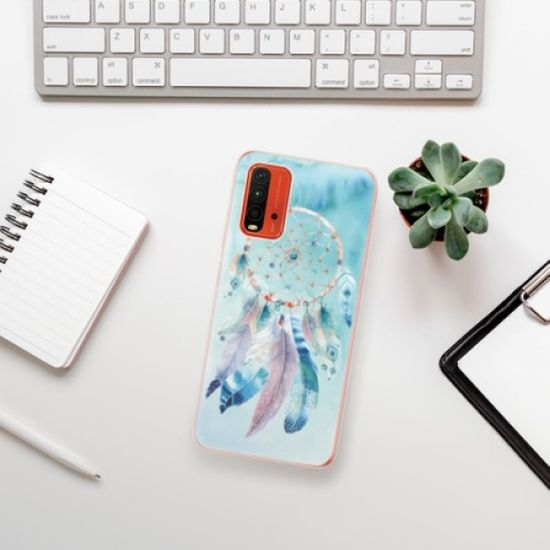 iSaprio Silikonowe etui - Dreamcatcher Watercolor na Xiaomi Redmi 9T