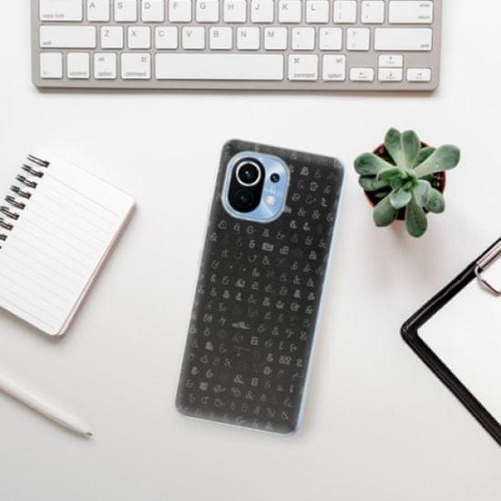 iSaprio Silikonowe etui - Ampersand 01 na Xiaomi Mi 11