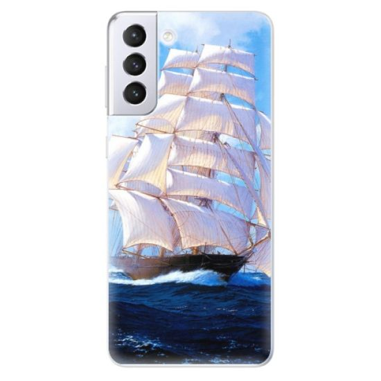 iSaprio Silikónové puzdro - Sailing Boat pre Xiaomi Mi 11