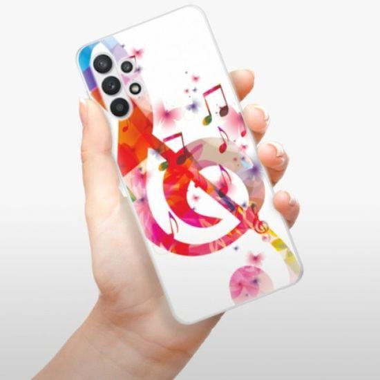 iSaprio Love Music szilikon tok Samsung Galaxy A32 5G