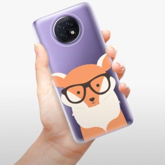 iSaprio Silikonowe etui - Orange Fox na Xiaomi Redmi Note 9T