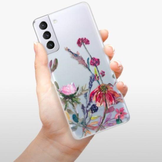 iSaprio Silikonowe etui - Herbs 02 na Samsung Galaxy S21+