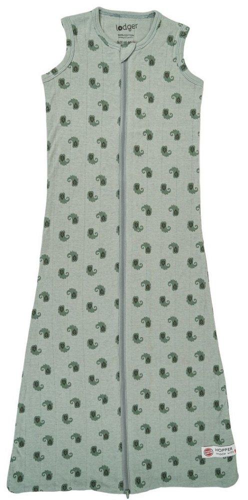 Levně Lodger Hopper Sleeveless Flame Tribe Silt Green 50/62